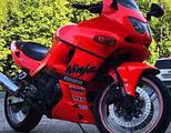 Продам или поменяю спортбайк Kawasaki ninja
