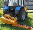 Заказ трактора, покос травы, щетка дорожная